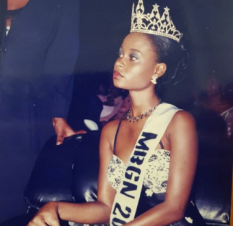 Ex-MBGN Omowunmi Akinnifesi recalls all the times people told her she could not, yet she went ahead and succeeded
