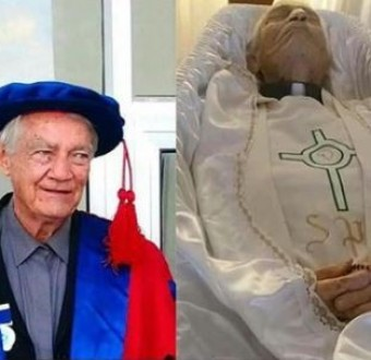 Longest serving school principal In Nigeria, Rev. Fr. O'Connell dies at 85