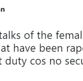 Angry Nigerian doctor alleges female doctors and nurses are raped during night duties in Nigerian hospitals