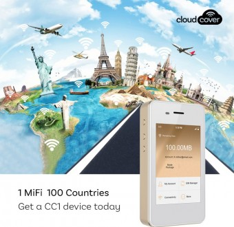 Enhance your travel experience with CloudCover