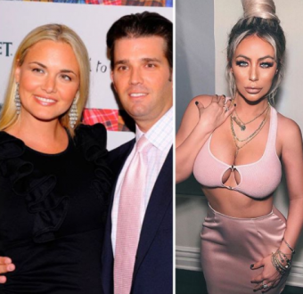 Like father like son? Donald Trump Jr. had an affair with singer Aubrey O