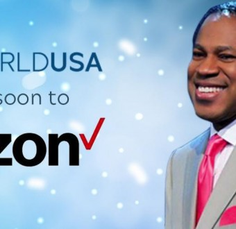 Christ Embassy founder Pastor Chris Oyakhilome has good news for LoveWorld USA TV Viewers