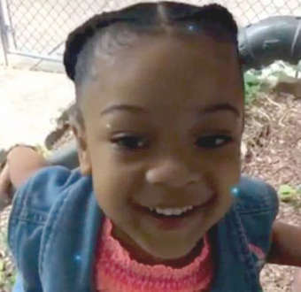 4-year-old girl starved, burned alive and beaten to death by her mother and boyfriend,