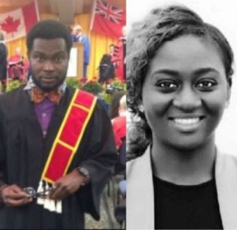 30-year old Babcock graduate,Onoseta Oribhabor commits suicide after killing his 27-year oldgirlfriend in Canada