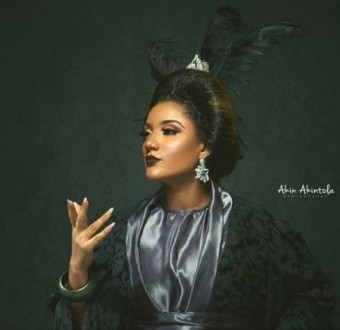 Ex BBN housemate, Gifty channels her inner