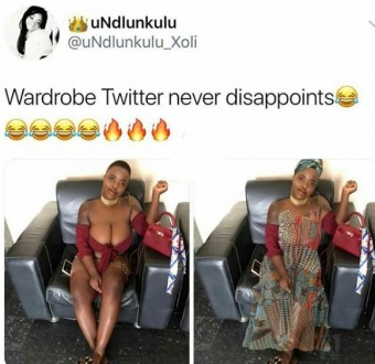 Lol. Wardrobe Twitter strikes again! (photos)