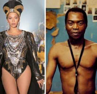 Beyonce pays tribute to Fela Kuti with her performance at Coachella (Video)