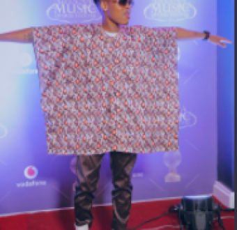Lol! South African rapper, Nasty C becomes a victim of black Twitter jokes (photo)