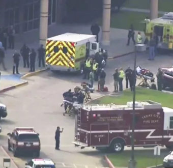 At least 8 killed in Texas school shooting; suspect apprehended