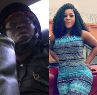 Actress, Destiny Etiko shares video of a policeman demanding 20k bribe from her in Delta State