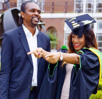 Football legend, Kanu Nwankwo and wife, Amara, celebrate 14th wedding anniversary