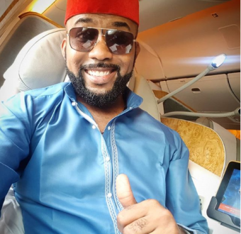 Banky W finally replies after a lady mocked him for driving an old car