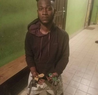 Police arrest eight suspected cultists in Lagos (photo)