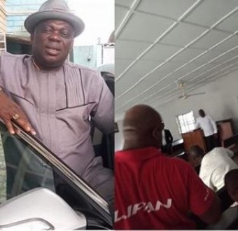 Security Adviser to former Bayelsa State governor accused of raping a girl