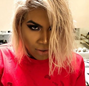 EJ Johnson rocks wig, makeup in new photos and refers to himself in the feminine form