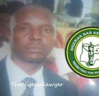 Photos: Gunmen assassinate Chairman of Nigerian Bar Association NBA, Enugu a month after he was shot in the head