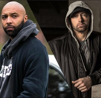 """I've been better than you this entire decade - Joe Budden claps back at Eminem for diss on new album (Video)"