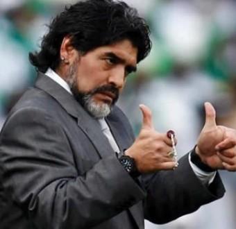 DiegoMaradona appointed as coach of Mexican club, Dorados