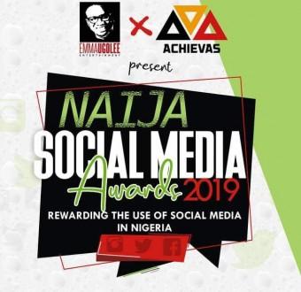 Ossy Achievas and Emma Ugolee set to host the first ever Social Media Awards in Nigeria - Naija Social Media Awards