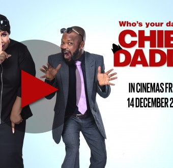 Watch the second teaser of hilarious movie, Chief Daddy, from EbonyLife Films