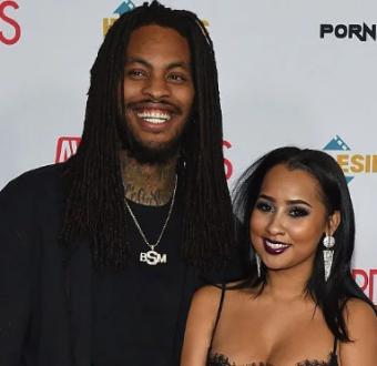 Waka Flocka refers to his wife as his world after he was exposed by a side chic he allegedly had an affair with