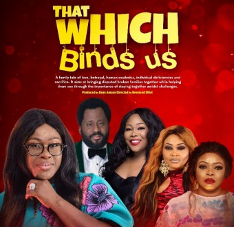 Dayo Amusa releases a Cinema block buster. A must watch movie today!!!