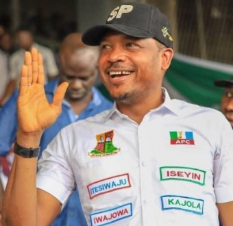 Shina Peller emerges APC candidate for the 2019 House of Reps election to represent Iseyinfederal constituency
