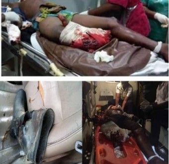 Graphic Photos:Visionscape suspends operations in Lagos State following threats to employees' lives