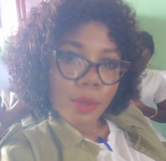 """""""The fire started under my buttocks"""" - Corps member serving in Rivers state gives graphic details + photos of a ghastly accident she recently survived"""