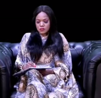 """Get entertained by the different sides of Toyin Abraham in her new LITV reality show """"Toyin Abraham: True & Bare"""" (video)"""