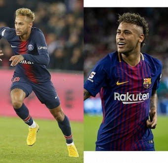 The release clause in Neymar