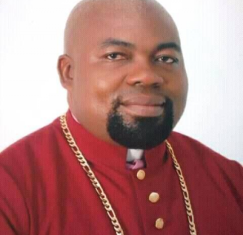 Body of Bishop found days after the bus he was in plunged into river in RIvers state