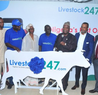 Technology transforming the livestock sector