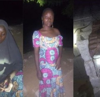 Female suicide bomber captured near University of Maiduguri (Photo)
