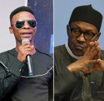 Comedian I Go Dye tackles President Buhari in new IG post, questions his fight against corruption