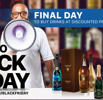 Last day for up to 50% Black Friday discount on Myshayo.com