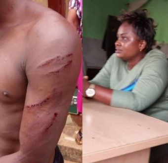 Police arrest CEO of security company who ordered her thugs to brutalize gateman for demanding his salary