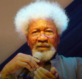 If we are not careful, fake news will start World War 3and most probably by a Nigerian - Wole Soyinka
