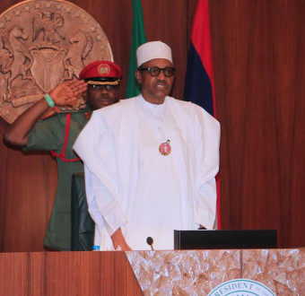 Government money will not be used for my campaign- President Buhari