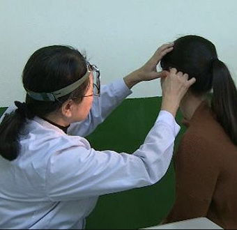Huh? Woman develops a condition that makes her unable to hear the voice of men but she can hear the voice of women