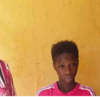Photo: Police arrest mother, daughter for stealing, selling baby in Anambra