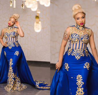 Tonto Dikeh looks effortlessly stunning in these new photos
