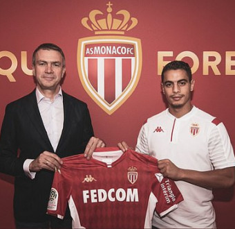 Monaco complete £37m signing of Wissam Ben Yedder from Sevilla to partner Super Eagles star Henry Onyekuru