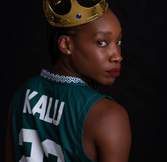 Ezinne Kalu named MVP and announced as AFA Sports Ambassador after Nigeria's thrilling win against Senegal