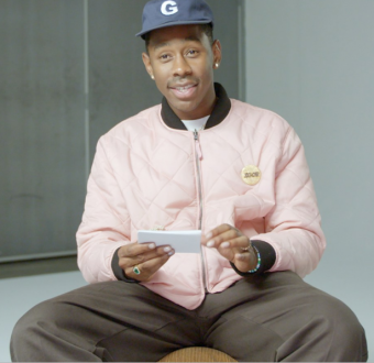 I like girls but I end up f***ing their brothers - Rapper, Tyler, The Creator says