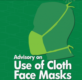 It can't protect you completely — NCDC issues advisory on use of cloth face mask