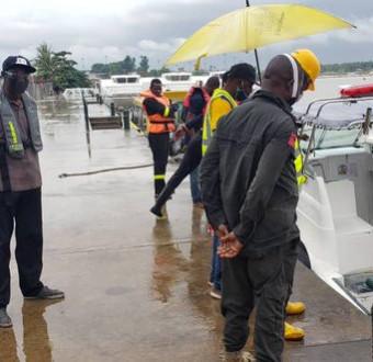Five persons die in boat mishap in Lagos