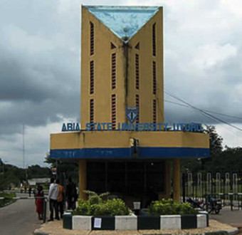 Abia University student arrested for faking his k... Image