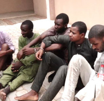 Foreigner who sold over 450 rifles to bandits and... Image